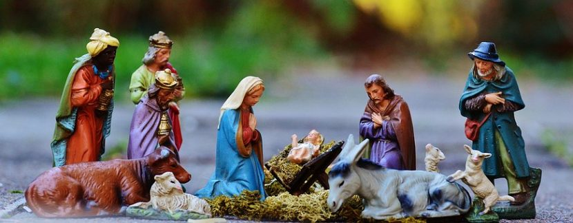 Dream Journal: Nativity Scene Larceny