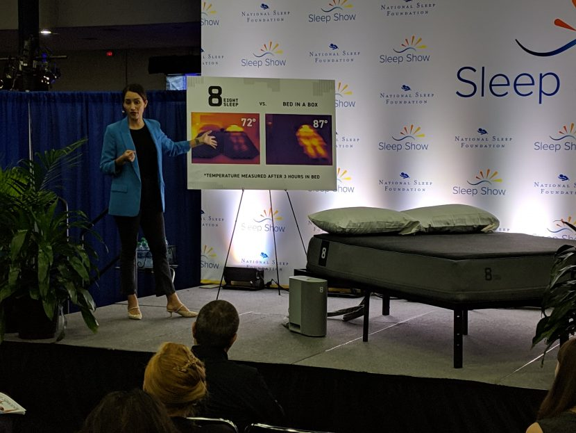 Sleep Show Kicks Off in Houston